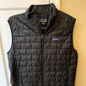 Men's Patagonia black Vest